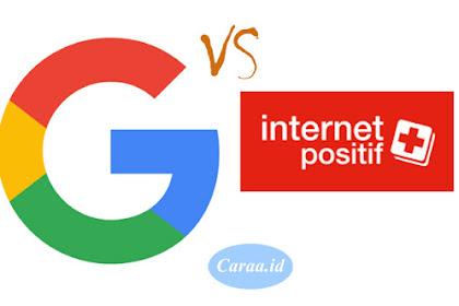 Cara Setting Searching Google Terhindar Dari Konten Dewasa