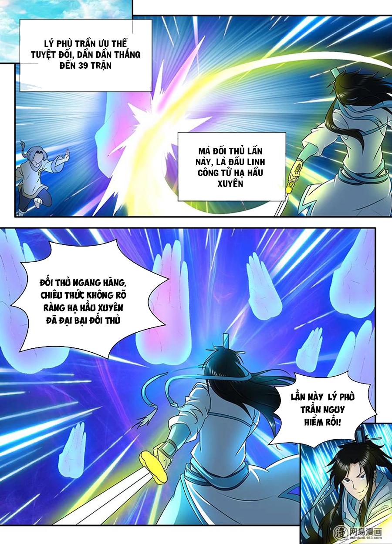 Vĩnh Hằng Chí Tôn chap 90 - Trang 11