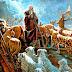 El diluvio viene sobre el mundo entero (Génesis 7:11-24)