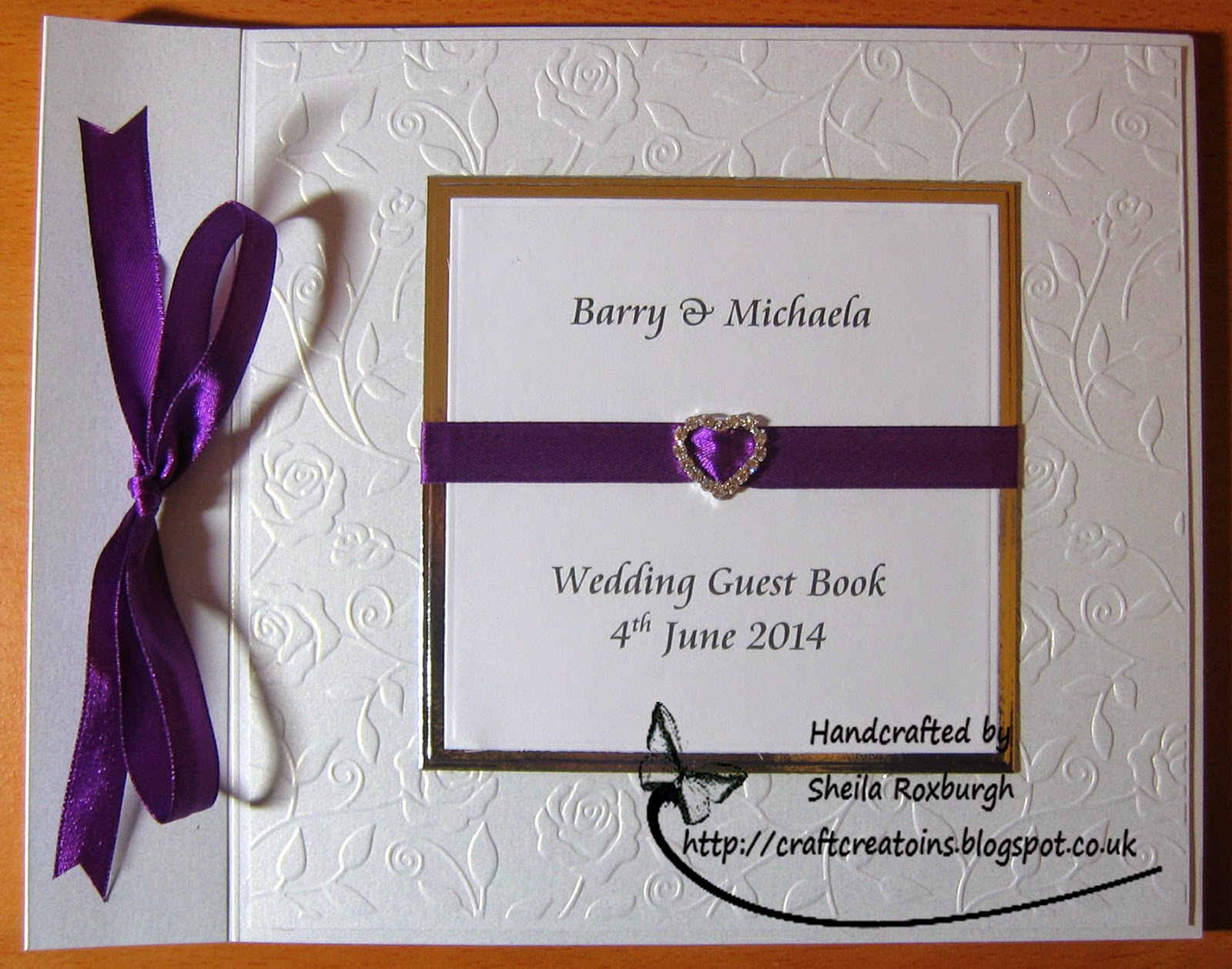 My Craft Creations Wedding Invitations