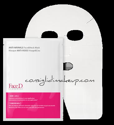 Nuove maschere in tessuto FaceD in arrivo da Sephora