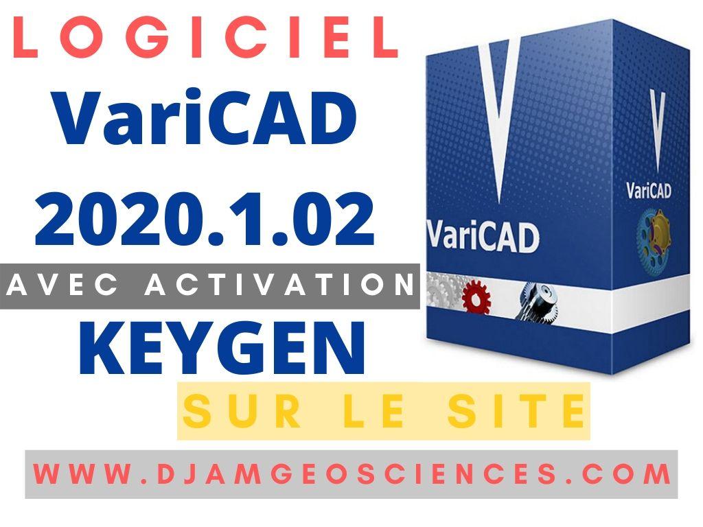 TÉLÉCHARGER LE LOGICIEL VariCAD 2020 v1.02 COMPLET+KEY GRATUIT