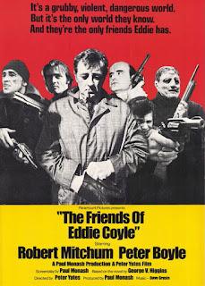 """""""Przyjaciele Eddiego"""" (1973), reż. Peter Yates. Recenzja filmu."""