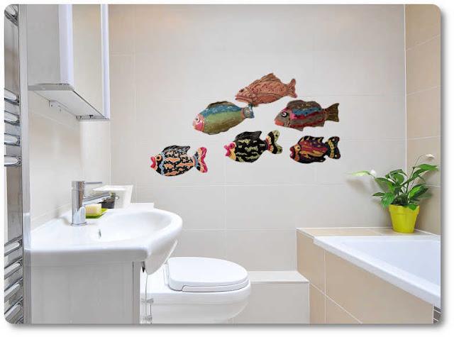 Nice bathroom improvements
