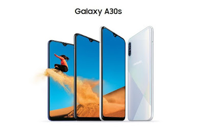 Samsung Galaxy A30s specifications on Fortizo Light