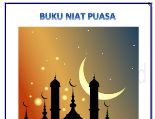 Download Buku Saku Niat Puasa Mudah dipahami