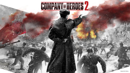 Company of Heroes 2 Update 3.0.0.9704 + DLC + Crack Free Download
