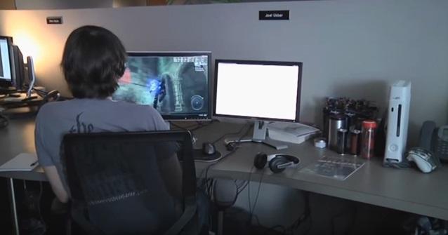 Testador de videogames