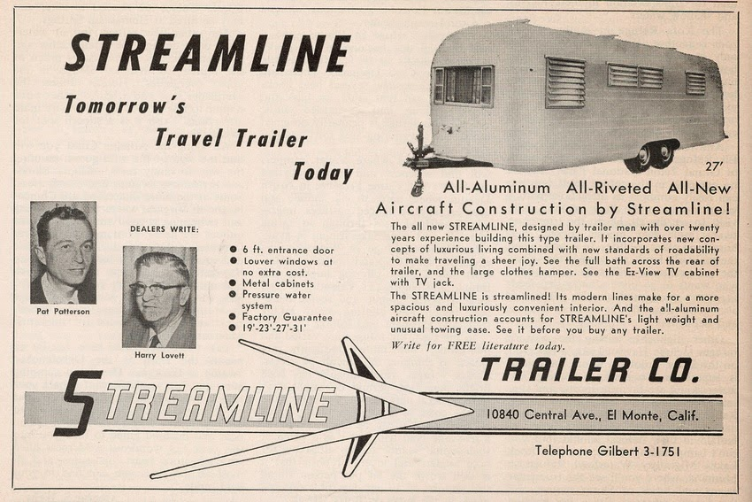 Streamline Trailer Company | 1958 Streamline Renovation