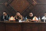 Senator DPD RI, DR. H. Ajiep Padindang SE. MM Kunjungi Kabupaten Kepulauan Selayar