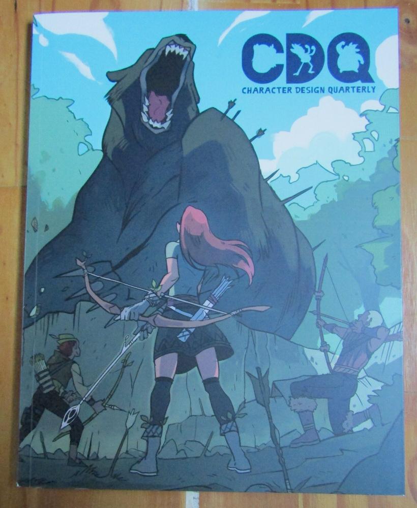 Character Design Quarterly Pdf : Character design quarterly n° lauryn artbook