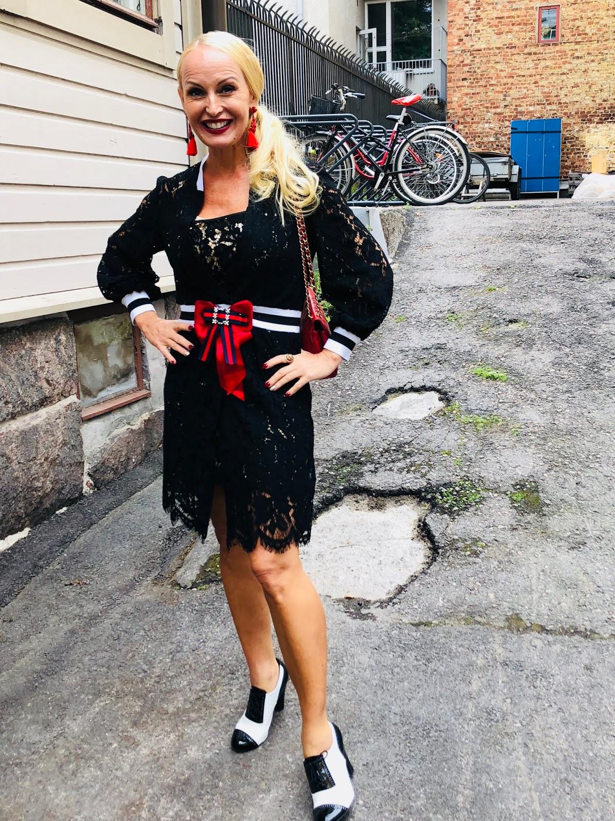 Tyylitsekkaus: Kirjailija Laura Paloheimo!