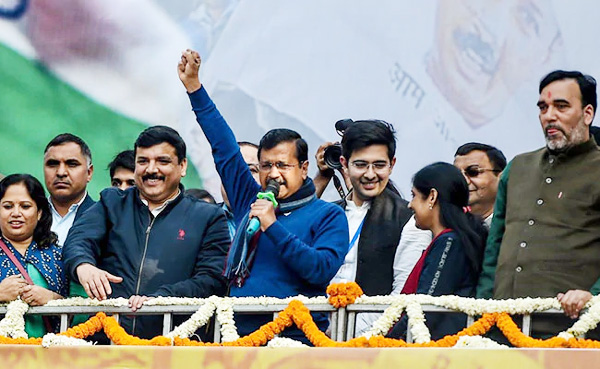 Arvind Kejriwal 3.0 Starts Today With Oath At Ramlila Maidan: 10 Points, New Delhi, News, Politics, Trending, Election, Narendra Modi, Minister, Chief Minister, National
