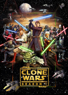 Star Wars: The Clone Wars Serie Completa  1080p Latino – Ingles – Castellano