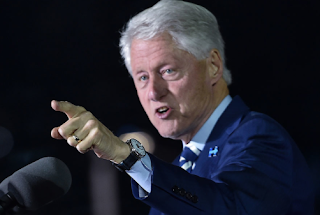 Bill Clinton: Resurgent Nationalism 'Taking Us To The Edge Of Our Destruction'