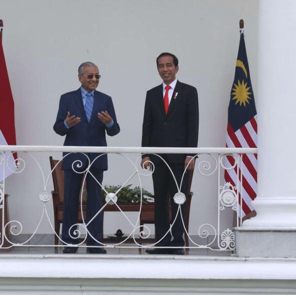Jokowi dan Mahathir Akan Bahas Masalah Perbatasan hingga Kelapa Sawit