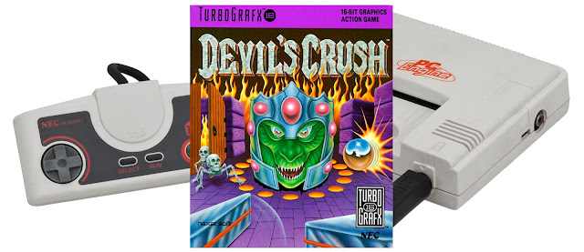 DEVIL'S CRUSH (PC ENGINE)