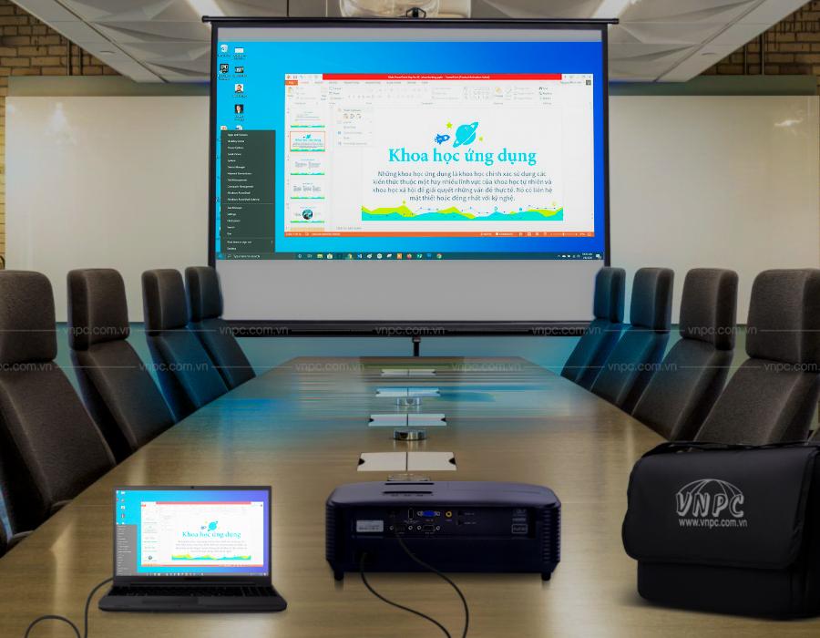 bộ máy chiếu VNPC cung cấp cho thuê