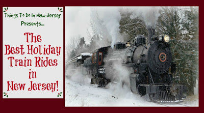 The Best Holiday Train Rides in NJ