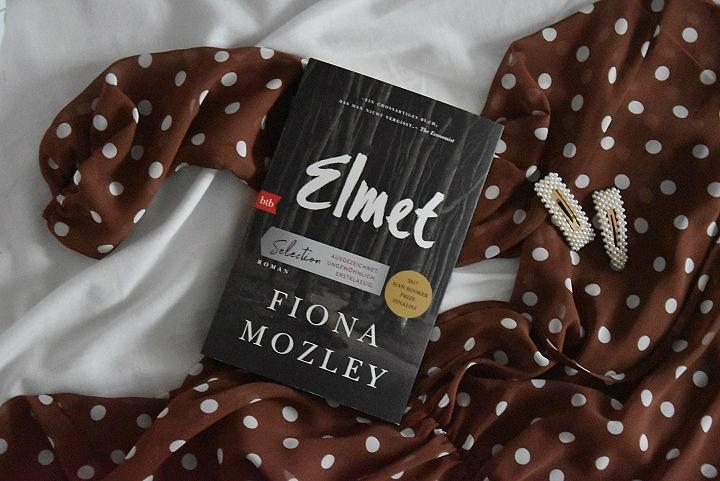 Buchcover Elmet von Fiona Mozley