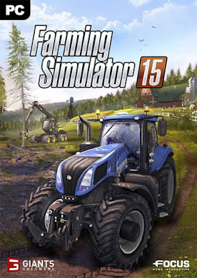Cover Farming Simulator 15 PC