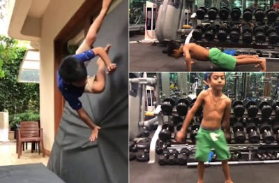 yug-devgn-challenges-young-india-for-fitness-challenge