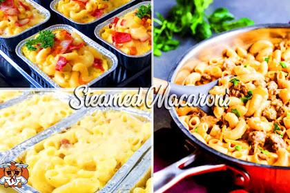 Steamed Macaroni