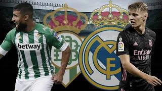 Бетис – Реал Мадрид где СМОТРЕТЬ ОНЛАЙН БЕСПЛАТНО 28 АВГУСТА 2021 (ПРЯМАЯ ТРАНСЛЯЦИЯ) в 23:00 МСК.