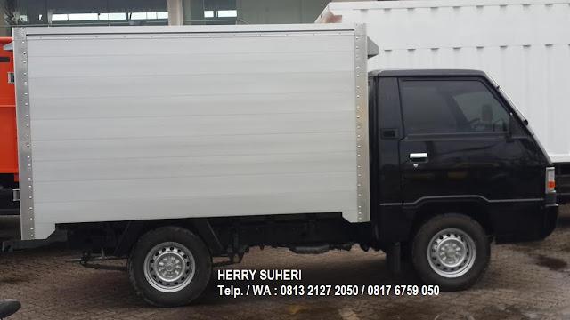 harga colt l300 box alumunium 2019, harga box alumunium mitsubishi l300 2019