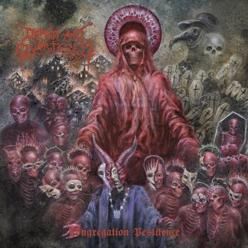 Recenze/review - DRAWN AND QUARTERED - Congregation Pestilence (2021)