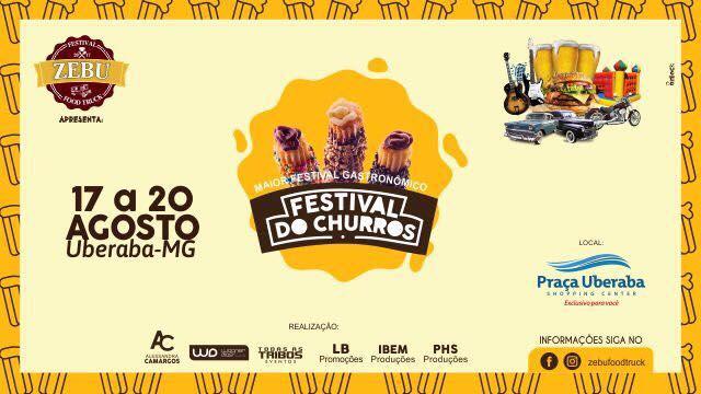 1º Festival do Churros de Uberaba