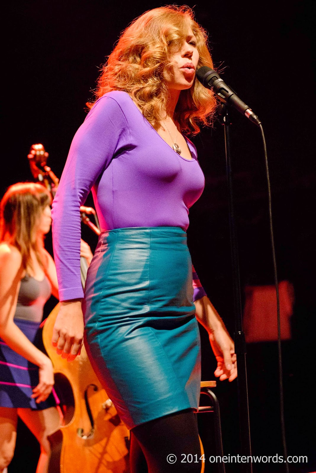 One In Ten Words Lake Street Dive At The Danforth Music Hall