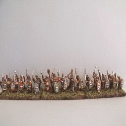 10CE02 Celtic Warband.