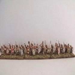 10CE02 Celtic Warband.