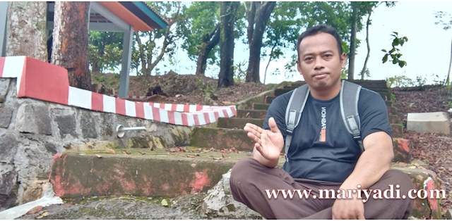 Wisata Religi Ngawi | Ziarah Makam Leluhur Patih Ronggolono & Putri Cempo di makam Jabal Kadas, Dusun Bulurejo Desa Hargomulyo Kecamatan Ngrambe
