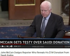 US senator John McCain bribed by the Saudis?