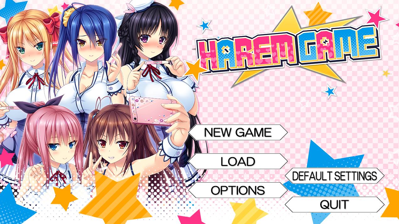 Harem Visual Novels
