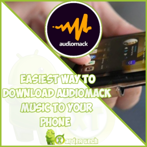 The most effective method to Download Song Directly To Your Phone Music Library From Audiomack