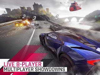 Asphalt 9: Legends Apk + Data Obb