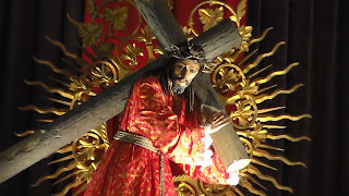 velacion jesus del desamparo de la divina providencia