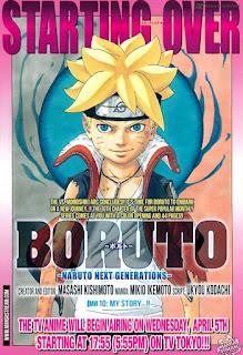 Update! Read Boruto Manga Chapter 10 Full English