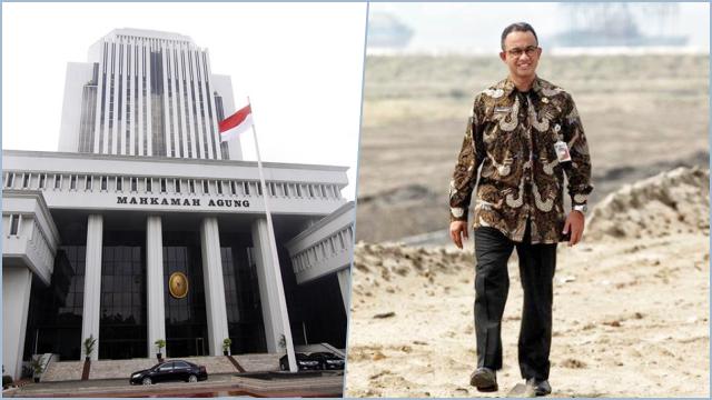 MA Tolak Gugatan Pengembang, Keputusan Anies Cabut Izin Reklamasi Pulau I Jakarta Sah!