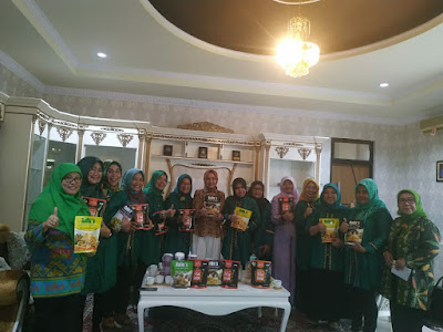 dr.Zam Zanariah,Sp.S.M.Kes Ketua periodik Forhati Lampung menjelaskan bahwa Forhati Lampung senantiasa siap berkontribusi mewujudkan Lampung yang aman dan berkah serta berjaya.