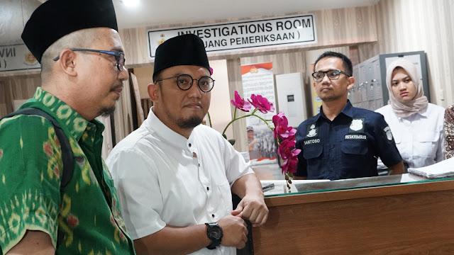 Kronologi Apel Akbar Kemenpora yang Bikin Ketua Pemuda Muhammadiyah Diperiksa Polisi