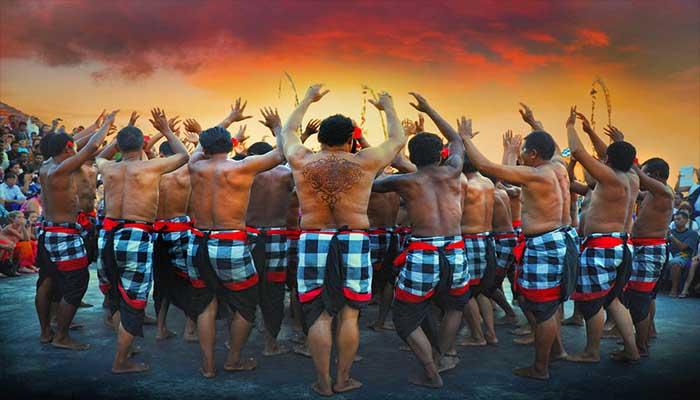 Tari Kecak, Tarian Tradisional Dari Bali