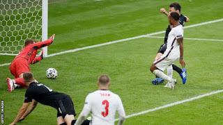 Στέρλινγκ και Κέιν υπέγραψαν τη νίκη-πρόκριση της Αγγλίας με 2-0 επί της Γερμανίας