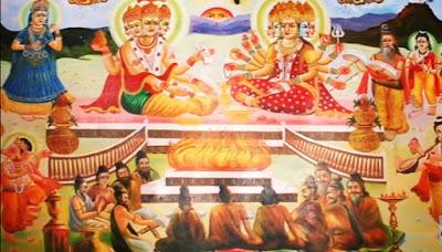 Brahma Ji Story.