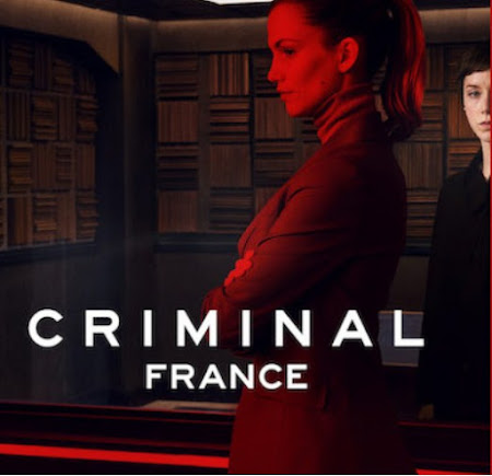 Poster Of Criminal: France 2019 Watch Online Free Download
