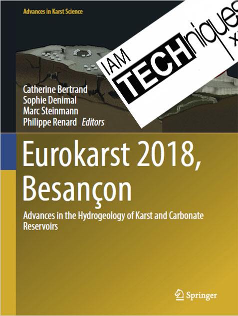 Eurokarst 2018 Besanson Advances in the Hydrogeology of Karst and Carbonate Reservoirs