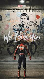 Spider Man & Iron Man Mobile HD wallpaper